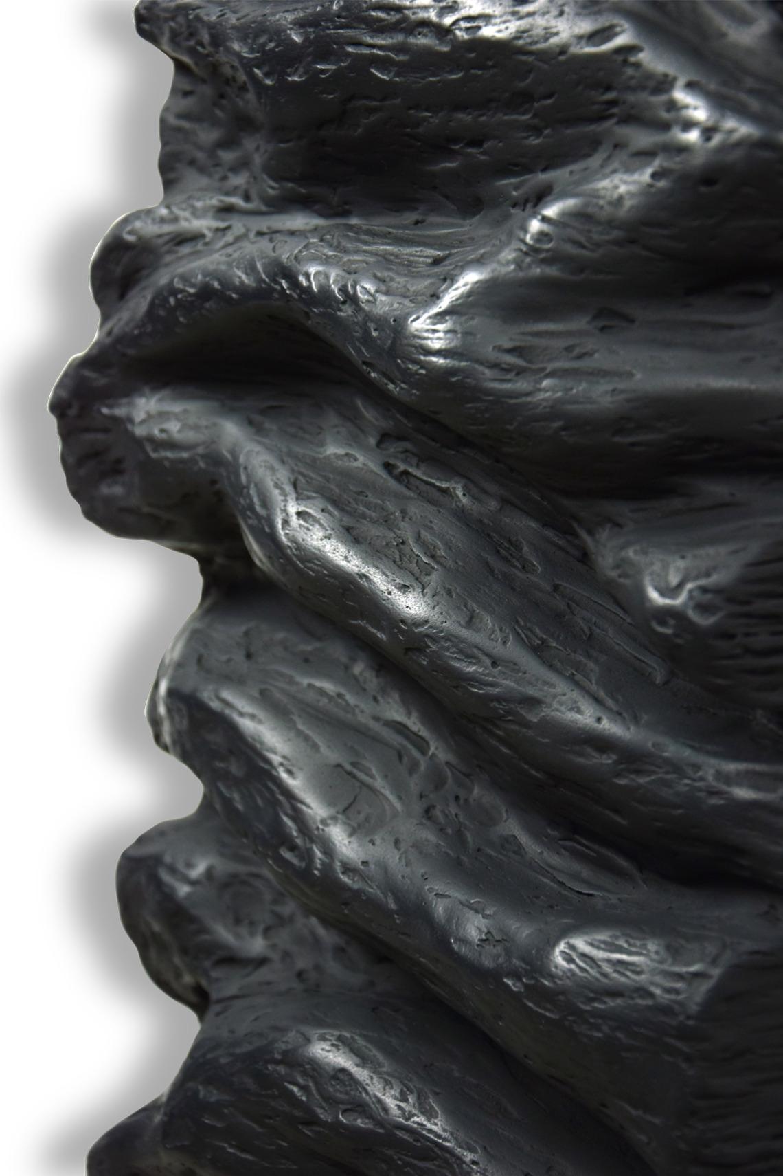 black wood noir monochrome tableau oeuvre treeheart treeart
