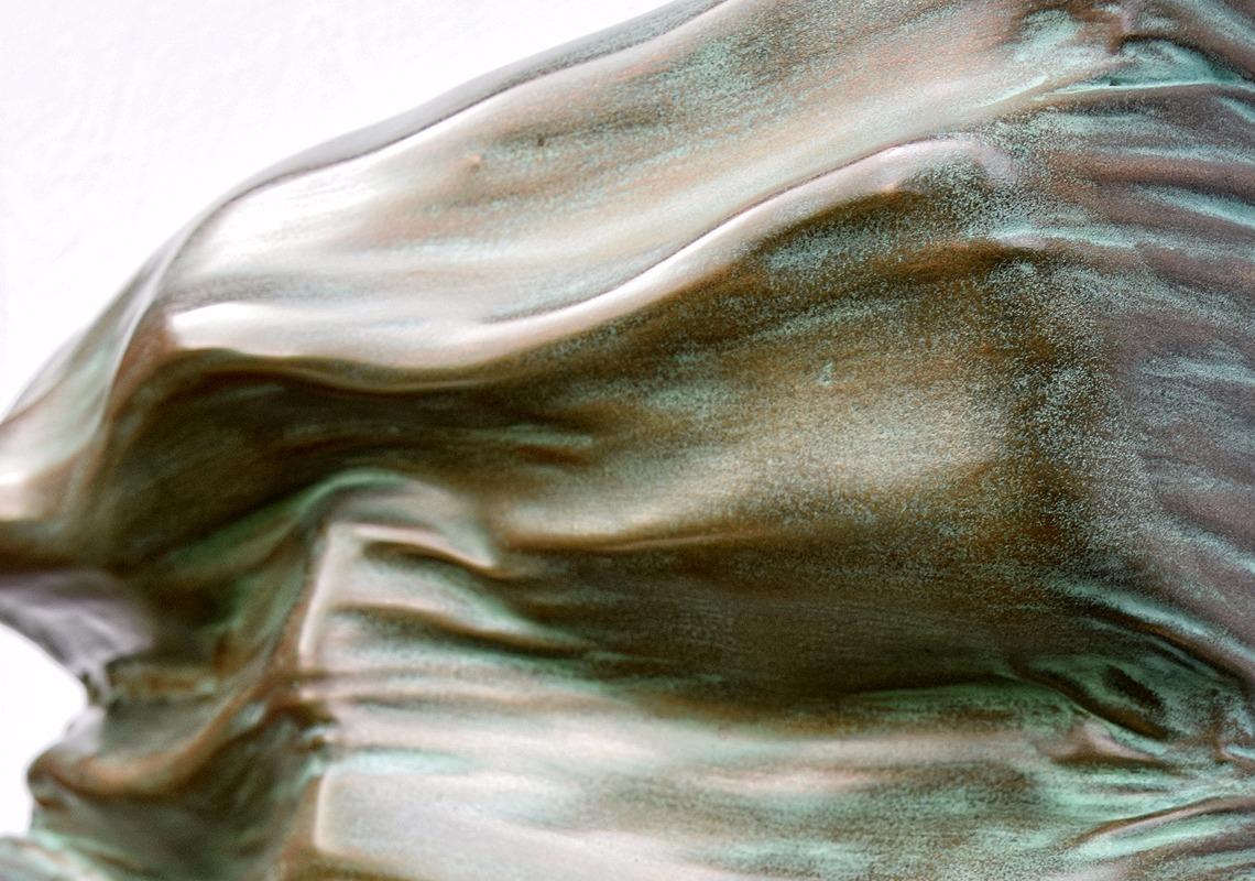 zoom oxydation cuivre mouvement